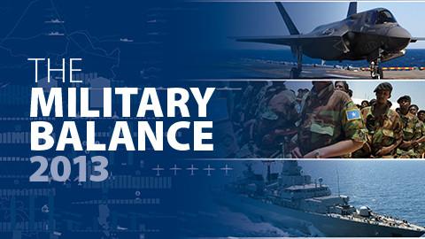The Military Balance 2013