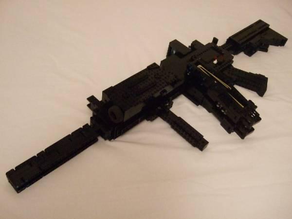 LEGO HK416 CQB