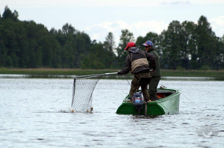 база рыболовного снаряжения
