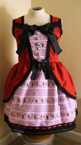 03-30-16 Lavender lolita dress 09.JPG