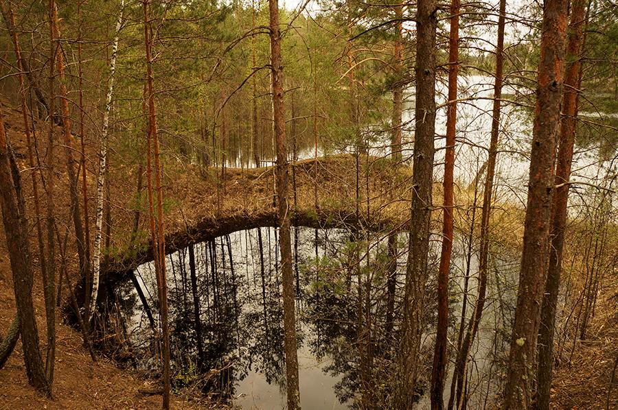 озеро в озере