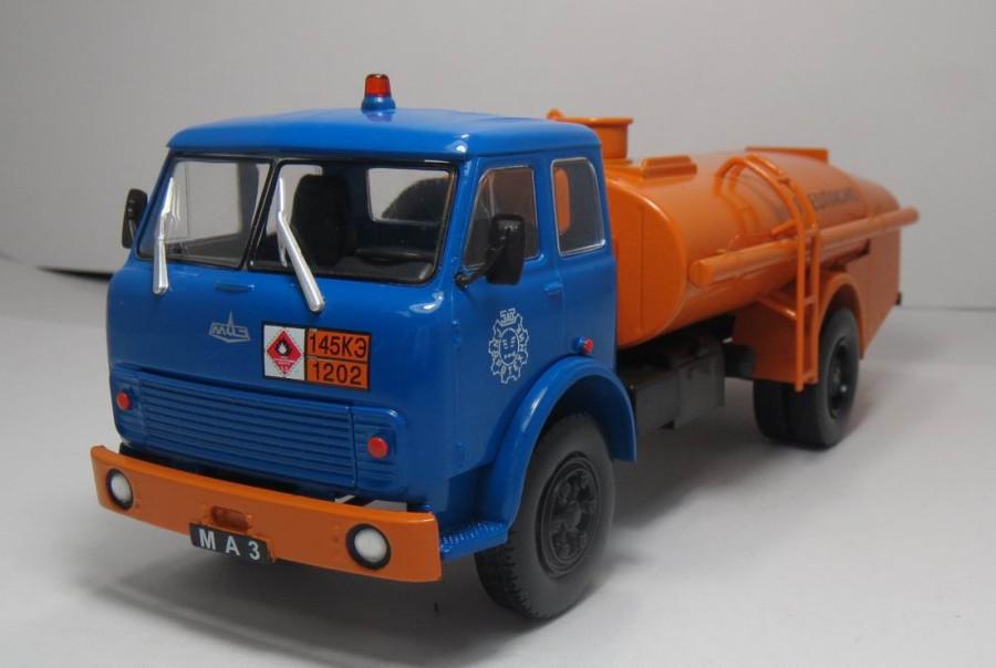ТЗ-7,5 на шасси МАЗ-5335