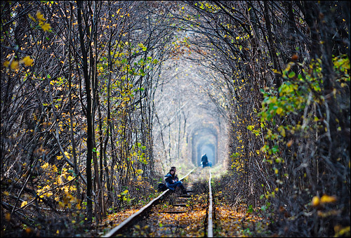 Тоннель былой любви