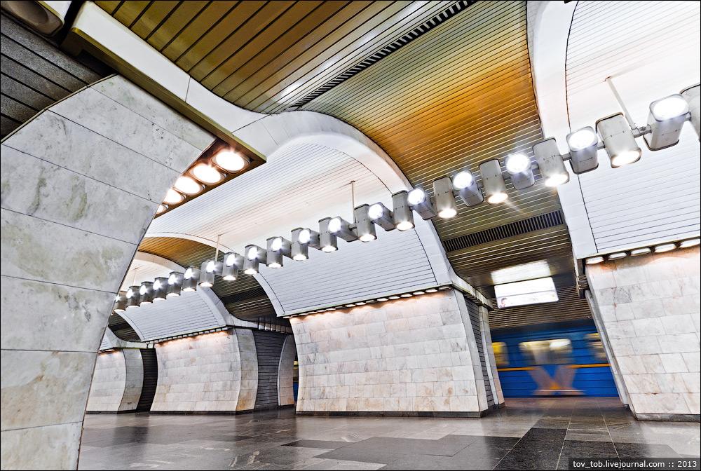 фото метро выдубичи киев прийти мольбертом