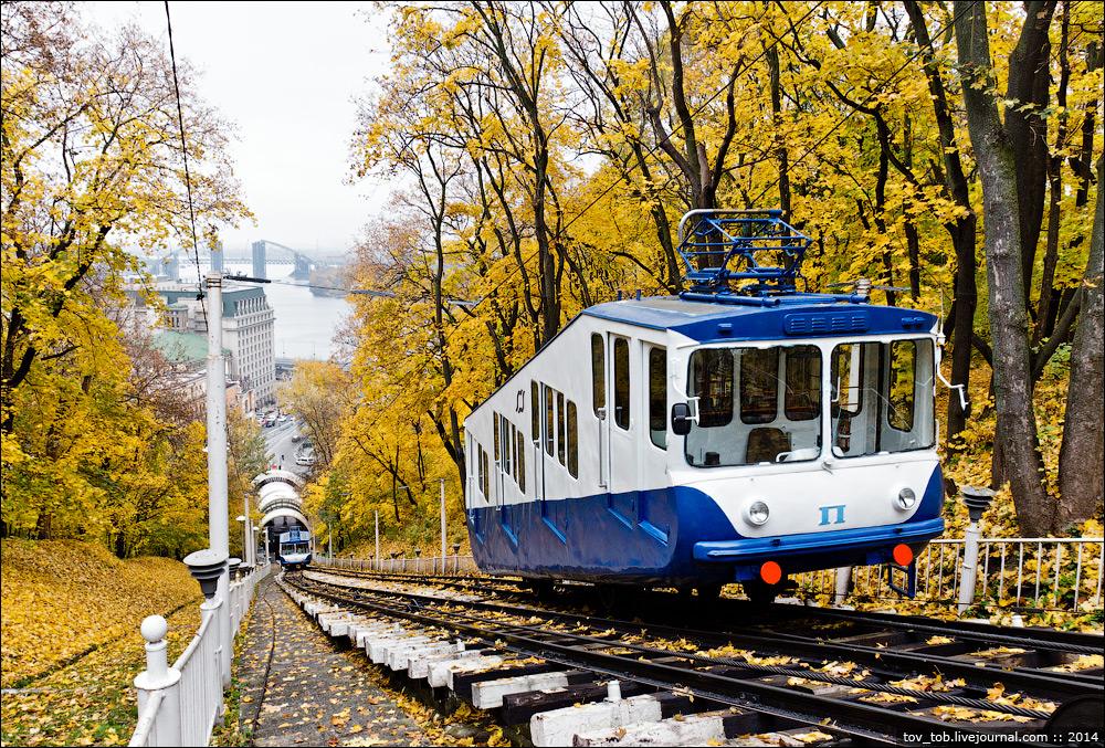 Киевский фуникулер  2945079_original