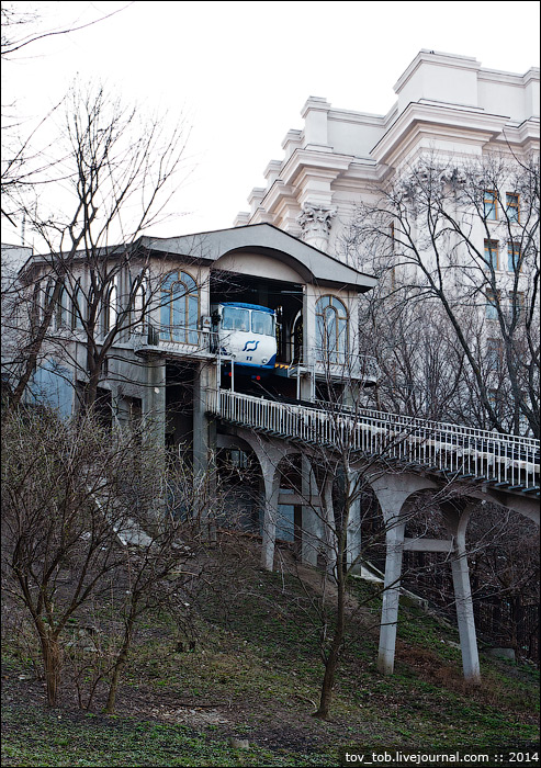 Киевский фуникулер  2950752_original