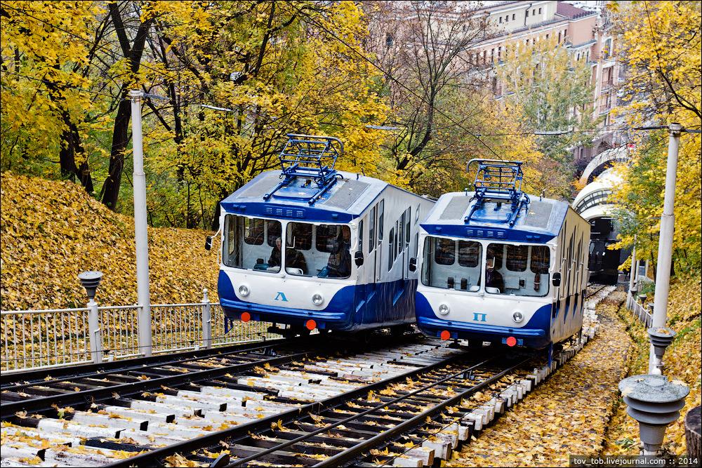 Киевский фуникулер  2954235_original