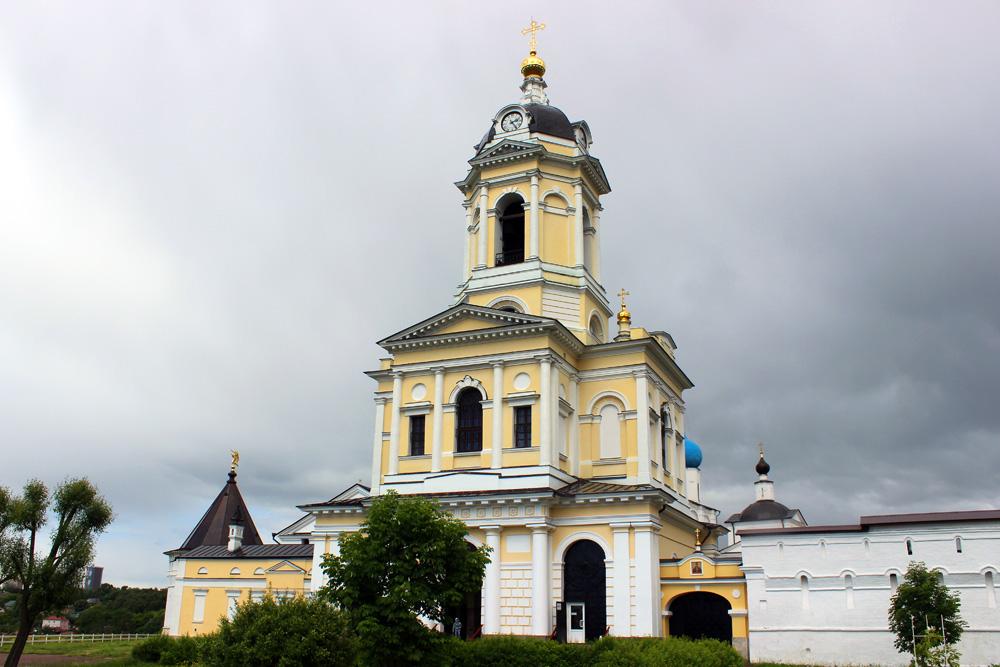 Прогулка по югу Серпухова