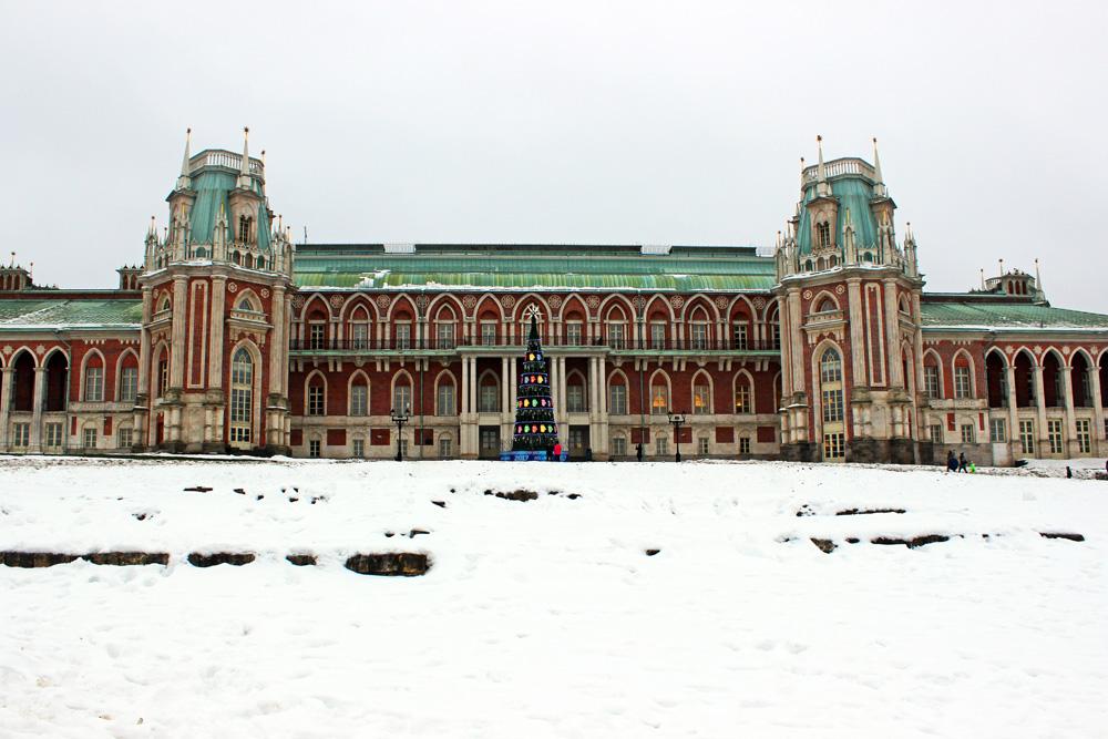 Почему в Царицыно - не музей, и тем более, не заповедник