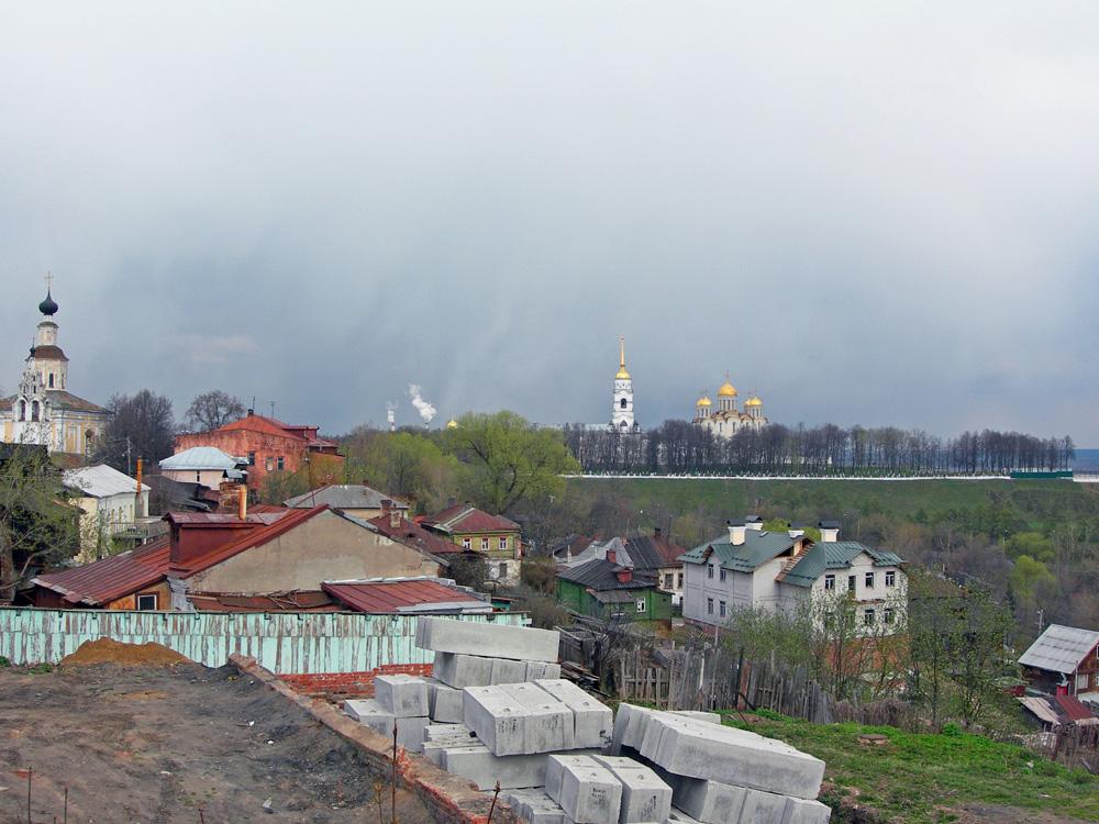 Каким был Владимир 10 лет назад (окончание)