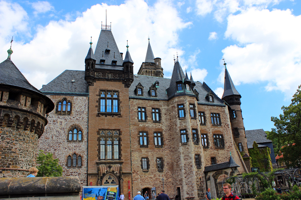 Сказочный город в сердце Германии