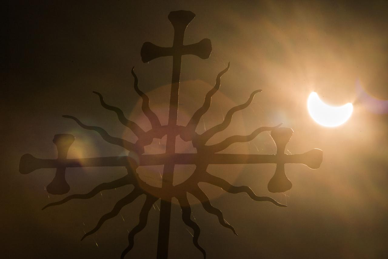 solar eclipse 20 march 2015 Belarus