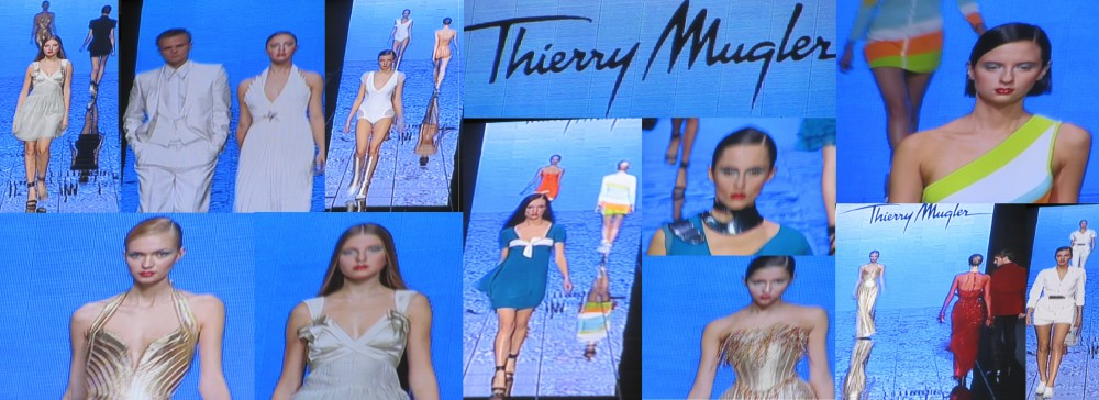 2009 Thierry Mugler подборка