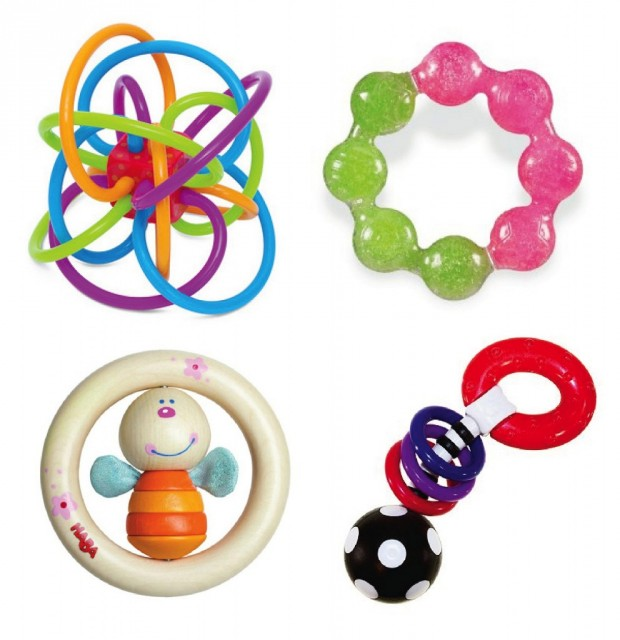 Toys for Your Baby
