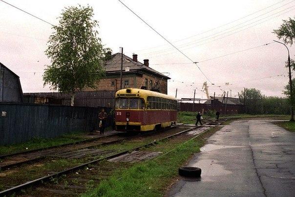 трамвай троечка 49 школа