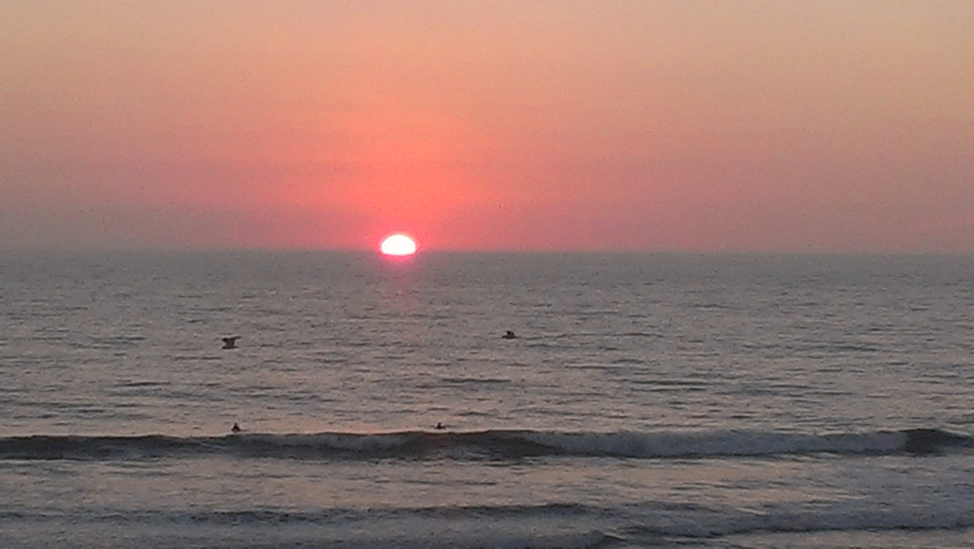 Sunset in Oceanside