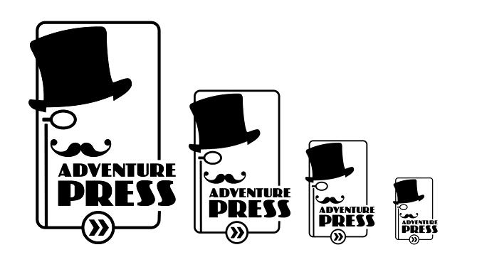 редизайн издательской марки