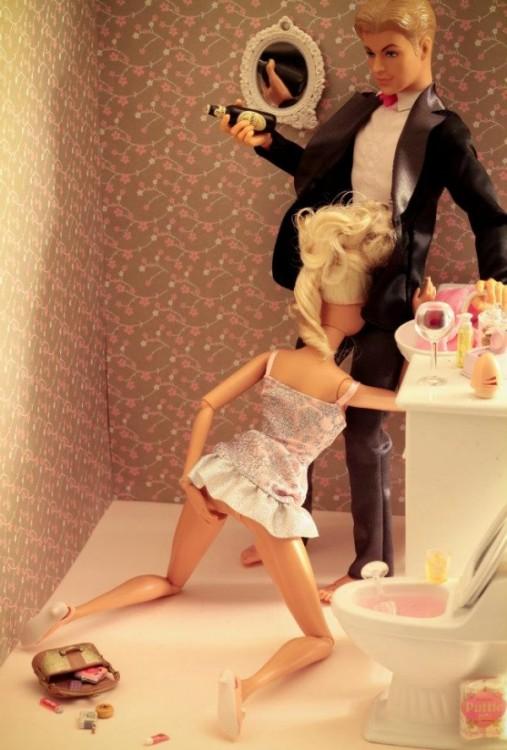 Барби голая тетя — pic 2