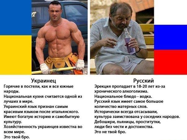 Секс с украинцами