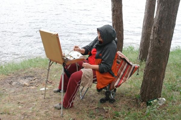 рыбалка во  сызрани шигонского района