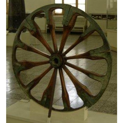 RSW Systems - первое колесо ок. 4 т.лет до н.э.