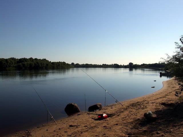 Анатолий Юницкий - случай на рыбалке