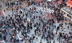 RSW Systems - улицы для пешеходов. Транспорт на 2-м уровне