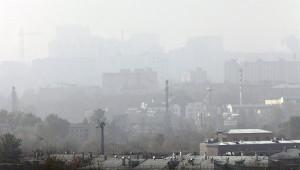 Выхлопные газы в городах