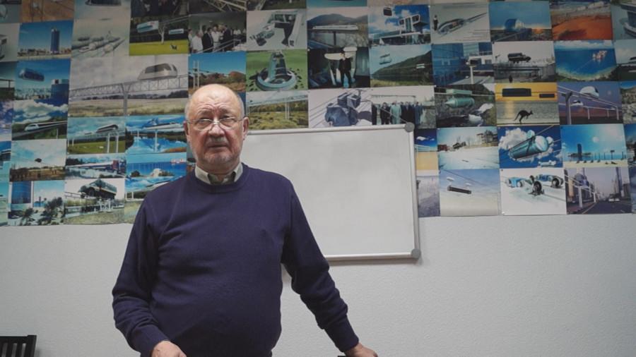 Анатолий Эдуардович Юницкий - ученый, изобретатель, автор струнной транспортной системы