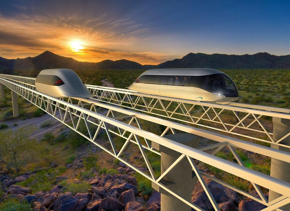 Sky Way - транспортная система XXI века