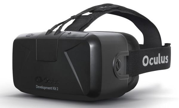 Oculus - гарнитура виртуальной реальности