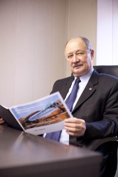 Анатолий Эдуардович Юницкий - ученый, академик, автор струнной транспортной системы