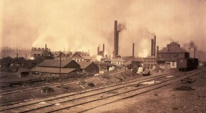 Edgar Thomson Steel Works