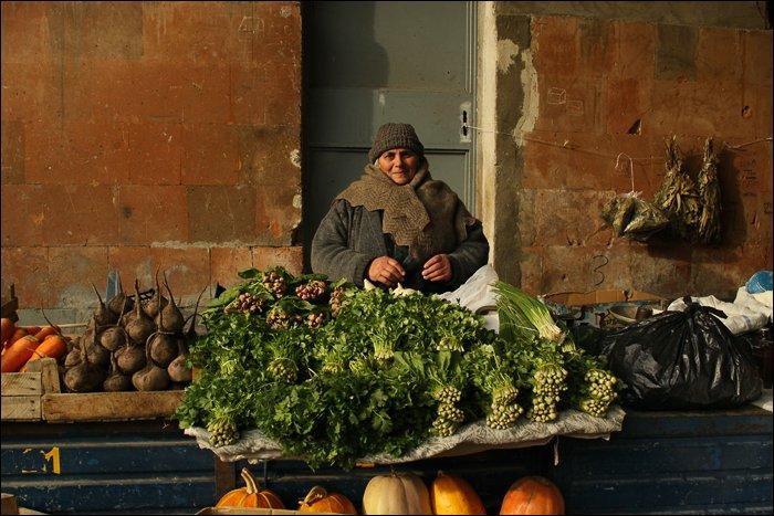 Ереван. Продуктовый рынок