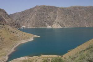 Водохранилище Папан