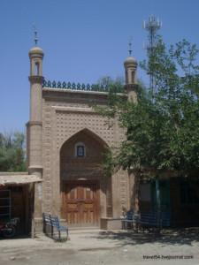 Мечеть в Бейсаке