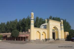 Мечеть Ид-Ках
