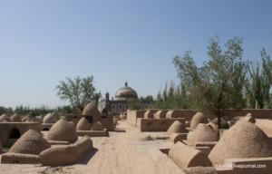 Кладбище и усыпальница Аба Ходжи