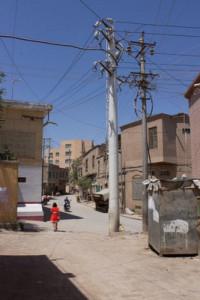 Переулки Старого города