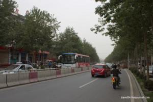 Главная улица Хотана