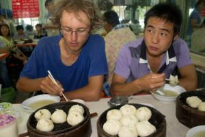 Китаец учит есть пян-се