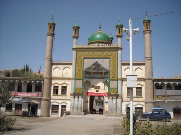 Та самая мечеть