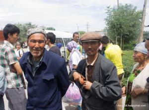 Уйгуры в Лянгане