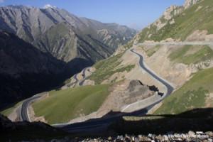 На перевале Телемет