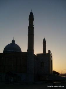 Мечеть под Сулейман-горой