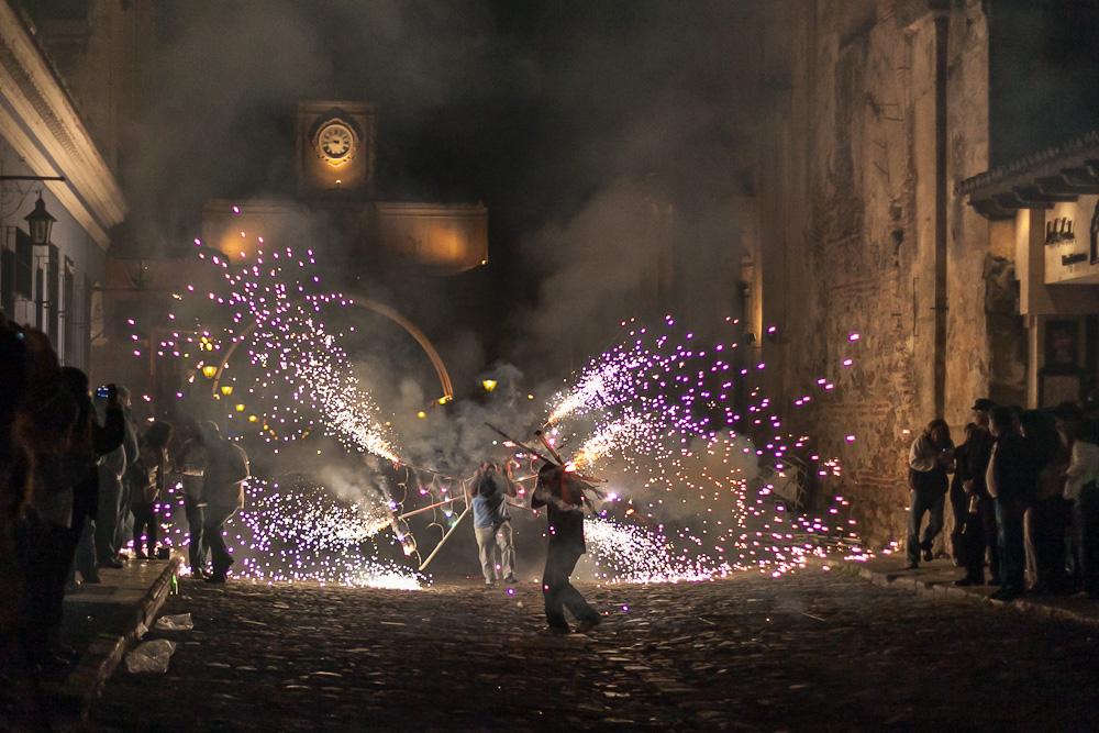 Новый год в гватемале