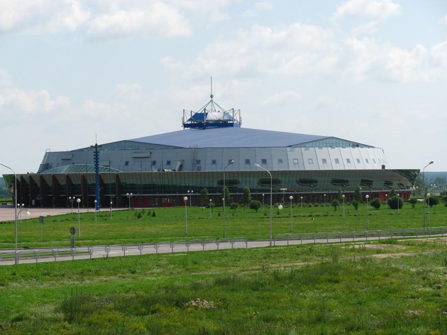 Ледовый дворец в Бобруйске