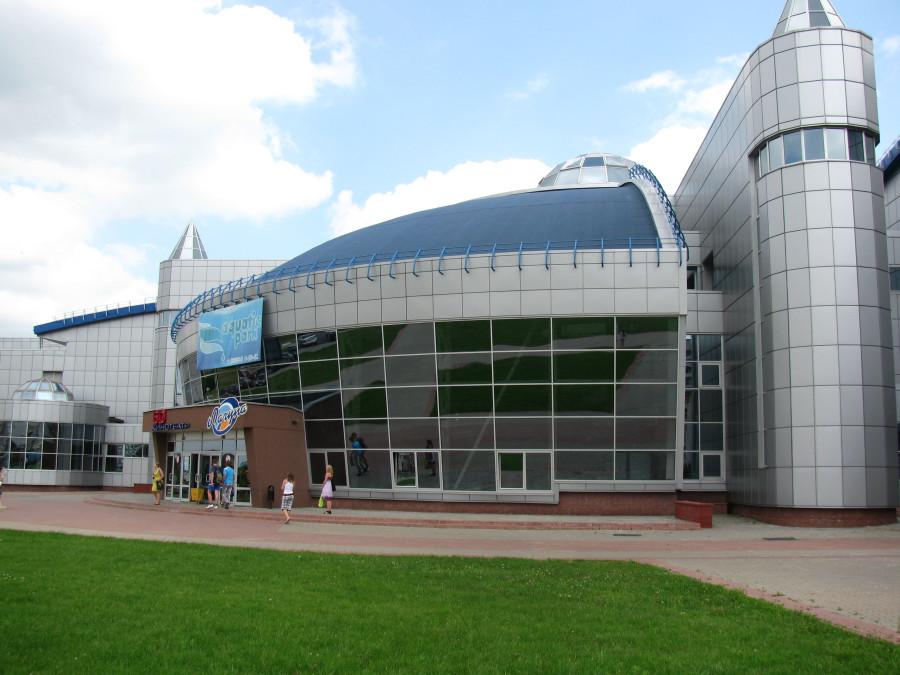Спортивный центр в г. Жлобин