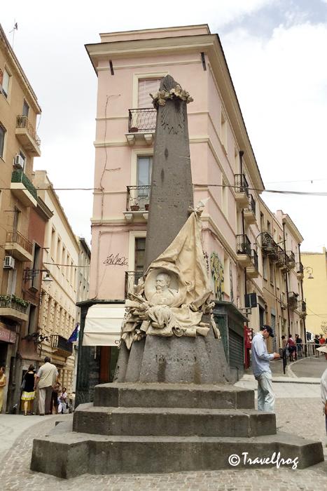 Кусочек Сардинии - город Кальяри