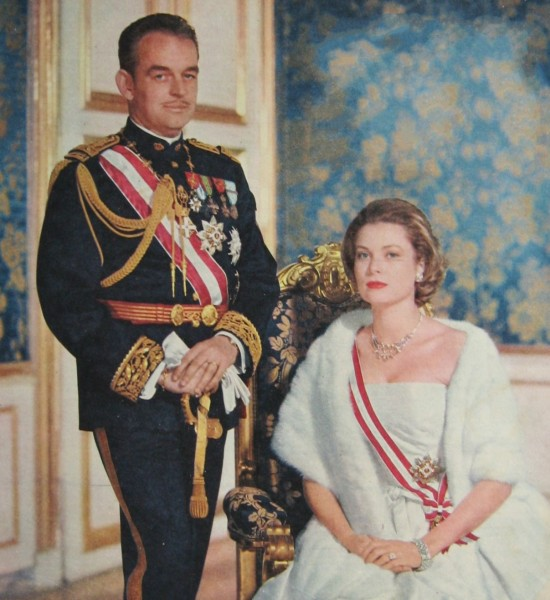 грейс келли и князь монако ренье iii познакомились